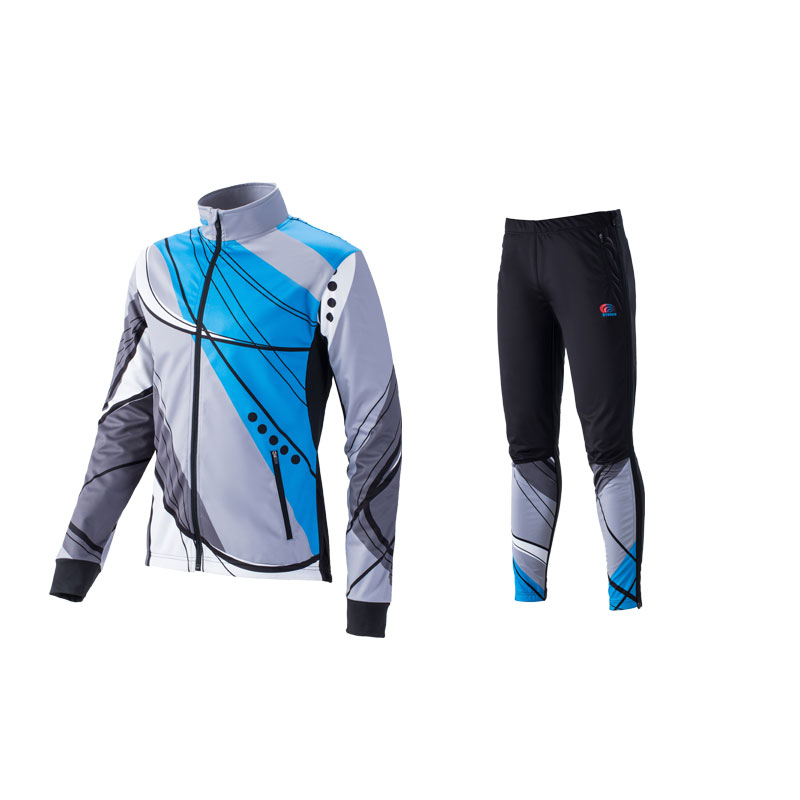 2018 cross country (XC) KAYAK softshell sıcak up suit